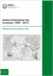 Italian Greenhouse Gas Inventory 1990-2014
