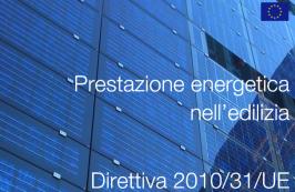 Direttiva 2010/31/UE