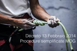 Decreto 13 Febbraio 2014