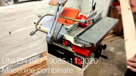 UNI EN ISO 19085-11:2020 | Macchine combinate