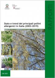 Stato e trend dei principali pollini allergenici in Italia (2003-2019)