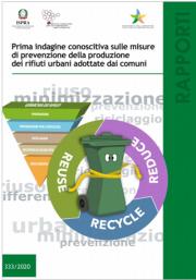 Prima indagine conoscitiva misure di prevenzione produzione rifiuti urbani adottate dai comuni