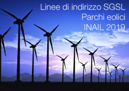 Linee di indirizzo SGSL Parchi eolici