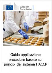 Guida applicazione sistema HACCP
