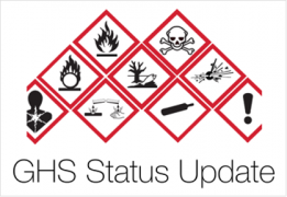 GHS Status Update