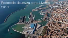 Protocollo sicurezza porto Livorno 2018