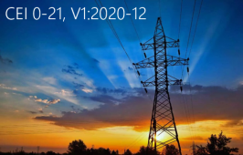 CEI 0-21, V1:2020-12