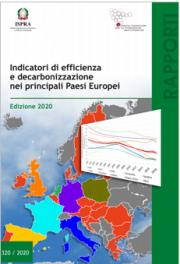 Emissioni nazionali di gas serra | Ispra 2020