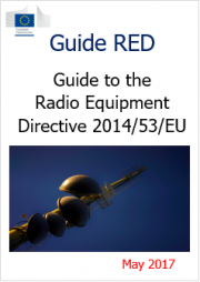 Guide to the Radio Equipment Directive 2014/53/EU