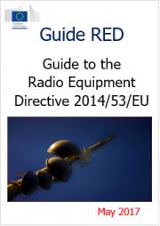 Guide to the Radio Equipment Directive 2014/53/EU