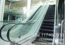 UNI 11740:2019 | Vibrazioni emesse da macchine verso edifici