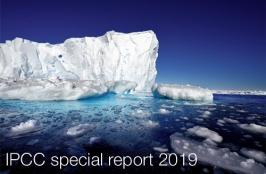 IPCC special report 2019