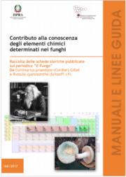 Contributo alla conoscenza degli elementi chimici determinati nei funghi III volume