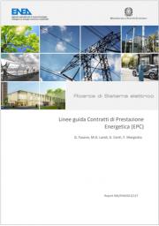 Linee guida Contratti di Prestazione Energetica (EPC)