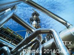 Nuova Direttiva ATEX Prodotti 2014/34/UE