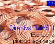 Direttiva delegata (UE) 2018/741   Modifica All. III Direttiva RoHS II