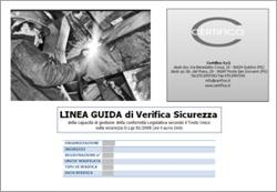 Check List Testo Unico Sicurezza D.Lgs. 81/2008