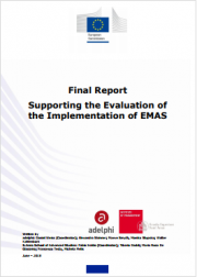 Supporting the Evaluation of the Implementation of EMAS