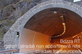 Bozza RT gallerie stradali non appartenenti rete stradale transeuropea