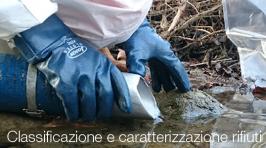 Classificazione e caratterizzazione dei rifiuti: quadro normativo
