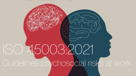 ISO 45003:2021 Guidelines psychological health and safety at work