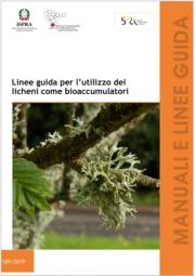 Linee guida per l'utilizzo dei licheni come bioaccumulatori