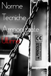 Norme Armonizzate Luglio / Agosto / Settembre 2016