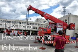 Codice di Prevenzione Incendi: il 18 Novembre è entrato in vigore
