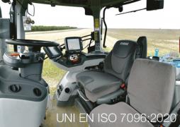 UNI EN ISO 7096:2020   Vibrazioni trasmesse al sedile dell'operatore
