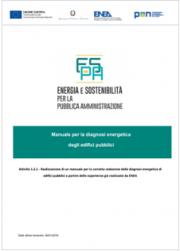 Manuale diagnosi energetica degli edifici pubblici | ENEA 2019