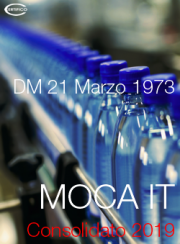 D.M. 21 Marzo 1973 MOCA IT | Consolidato 2019