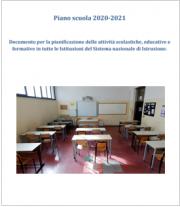 Piano scuola 2020-2021