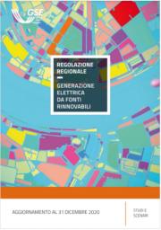 Regolazione regionale della generazione elettrica da fonti rinnovabili