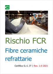 Rischio Fibre ceramiche refrattarie (FCR)