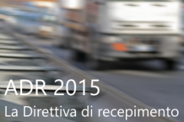 ADR 2015: recepita dall'UE con la Direttiva 2014/103/UE del 22.11.2014