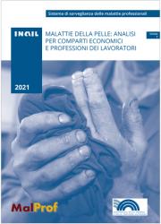 Malprof Malattie della pelle: analisi per comparti economici e professioni