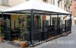 Sentenza Tar Liguria n. 685/2020
