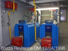 Bozza Revisione DM 12/04/1996