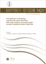 Linee guida valutazione e gestione del rischio acque consumo umano