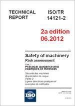 ISO/TR 14121-2 Edizione 2012