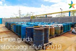 Linee guida gestione operativa e prevenzione dei rischi stoccaggi rifiuti