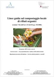 Linee guida sul compostaggio dei rifiuti organici