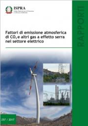 Emissione CO2 e altri gas a effetto serra settore elettrico