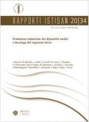 Produzione industriale dei DM e decalogo del risparmio idrico