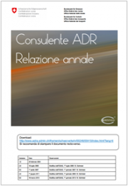 Consulente ADR: Modello CH
