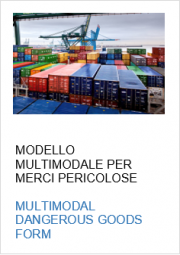 Multimodal Dangerous Goods Form (MDGF)
