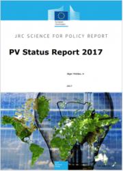 Photovoltaics status report 2017