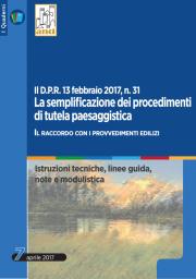 La semplificazione dei procedimenti di tutela paesaggistica - ANCI