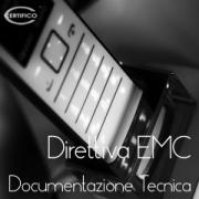 Certifico Direttiva EMC: Documentazione Tecnica - NEW
