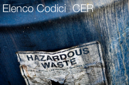 Elenco Codici CER (EER)